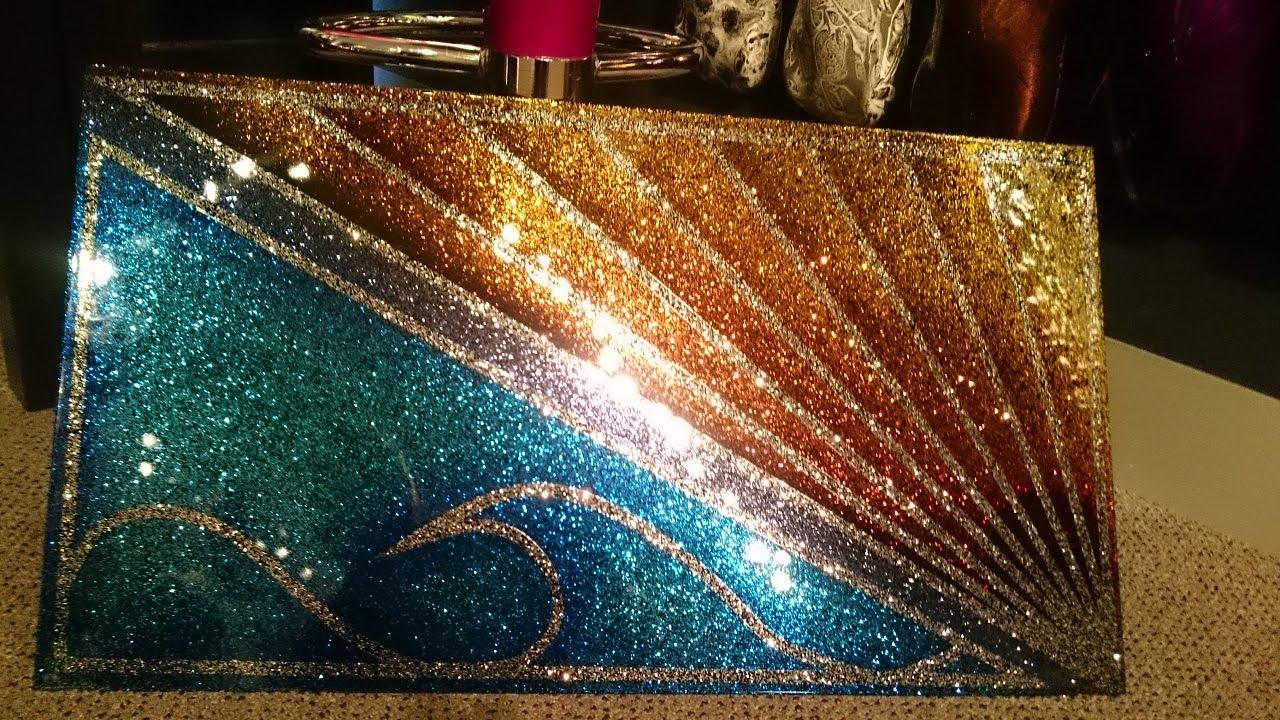 Silver Flake Spray Paint