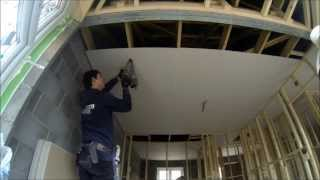 How To Fit Plasterboard