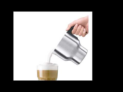 Breville BMF600XL Review Milk Cafe Frother