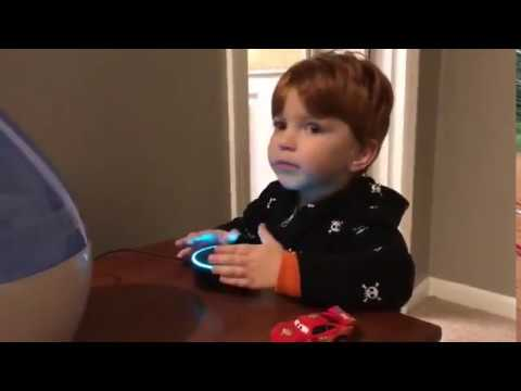 Amazon Alexa Gives Tells Little Boy To Look For Porn