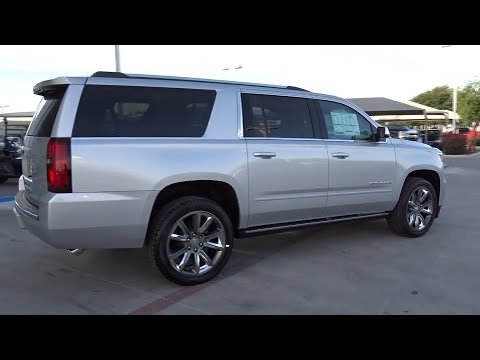 2018 Chevrolet Suburban San Antonio, Houston, Austin