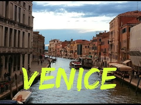 Things to do in Venice, Italy - Travel with Arianne - Travel Europe episode #5