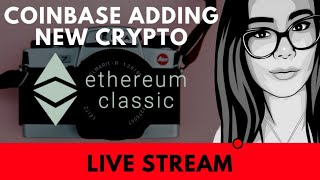 Coinbase Adding Ethereum Classic! Difference Between ETH and ETC! MOBILE MINING BAN?!RIP Electroneum