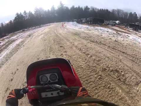 Concord, New Hampshire Vintage Snowmobile Final Race 340 Youth 10-13 Class 2013