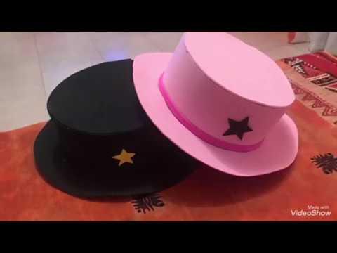 Sombrero para vaqueros facilisimo - YouTube 38ee553c221