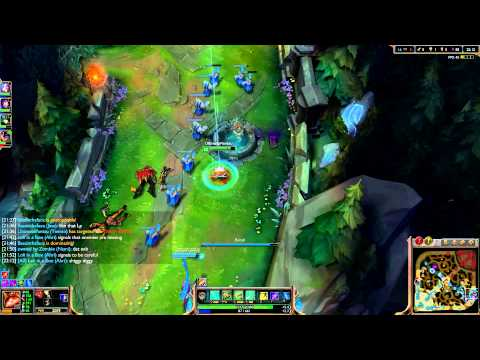 League Of Legends - Teemo Jungle - Full Game Commentary
