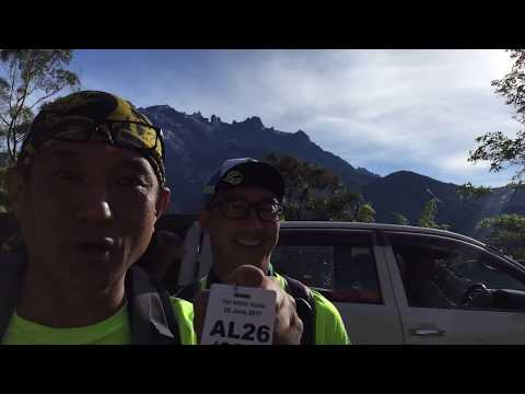 Mt Kinabalu Climbing Trip June 2017