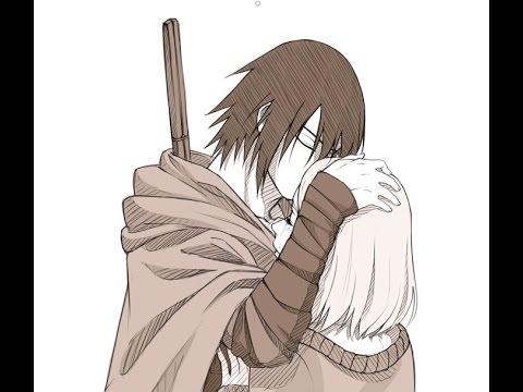 Sakura y Sasuke Reencuentro!!! - YouTube