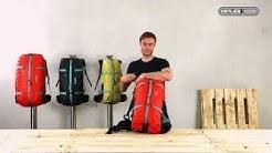 Reisetasche und Outdoor-Rucksack in einem –  Atrack