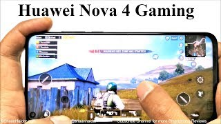 Huawei Nova 4 - Gaming Performance Test