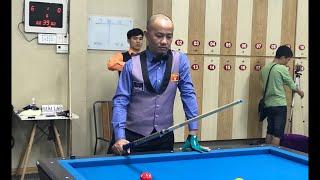 Đỗ Nguyễn Trung Hậu vs Phạm Quốc Thuận. Billiards Út Nhi