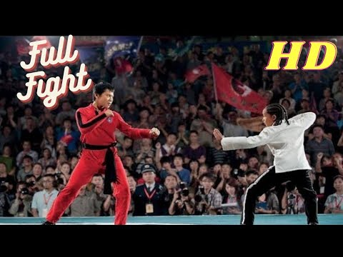 Download Karate Kid Final Fight. Dre Parker vs Cheng. // Kung fu Fight // Jackie Chan.