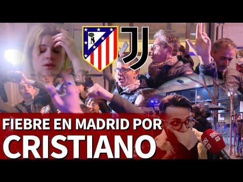 Cristiano desata la locura en Madrid: fenómeno fan y lágrimas | Diario As