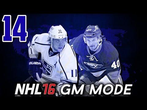 """NHL 16 - Nations United GM Mode #14 """"Season 6 Sim"""""""