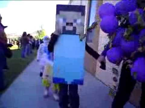 Camp Verde Elementary School Halloween Parade 2013