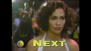 jennifer lopez 1990 video aired 2002 entertainment tonight on mtv in living color audition