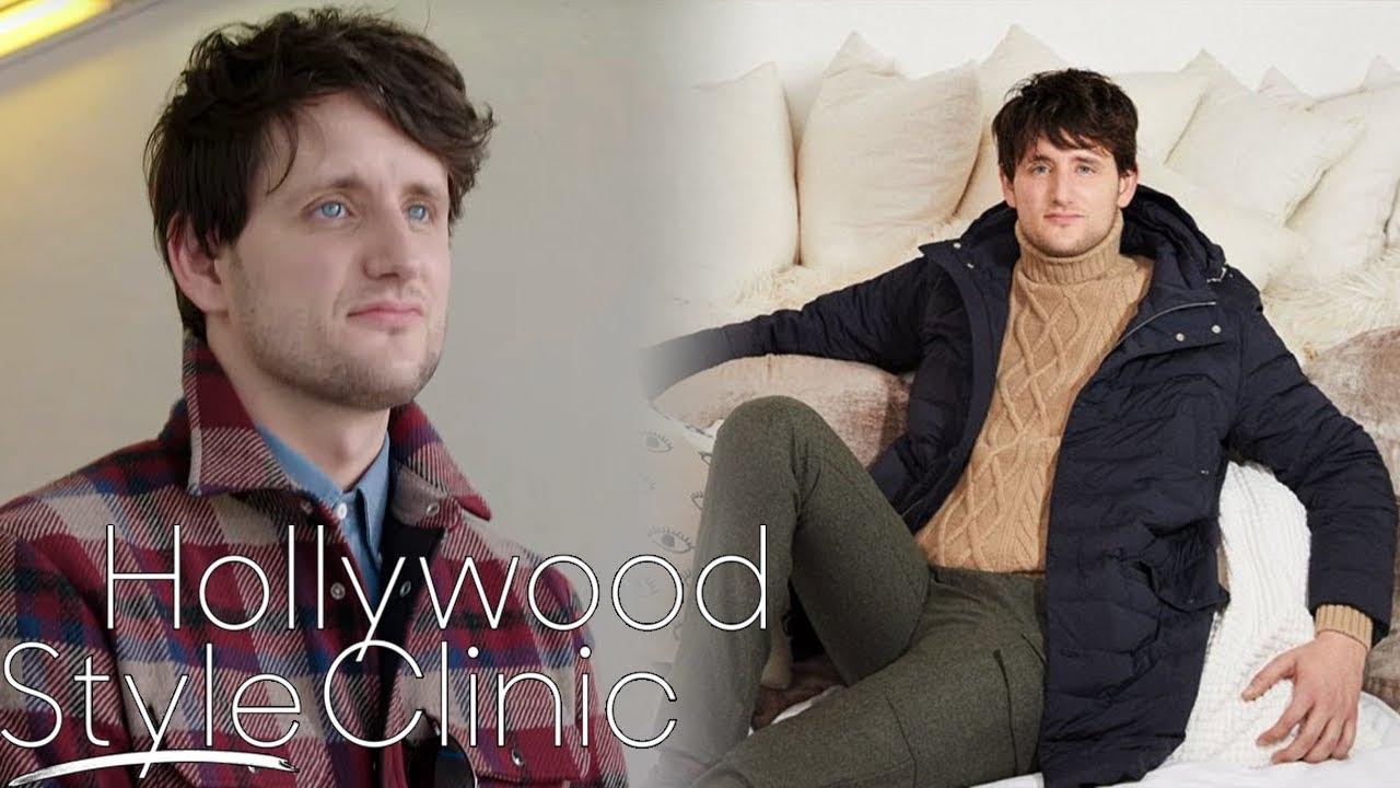 'Downhill' Star Zach Woods Sundance Fashion | Style Clinic