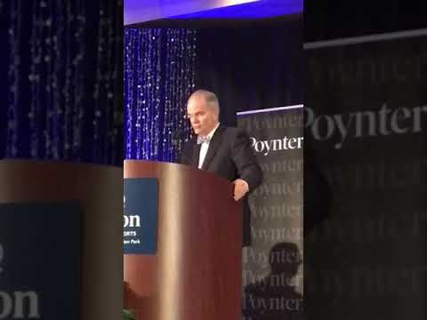 Paul Steiger - Poynter Institute Speech
