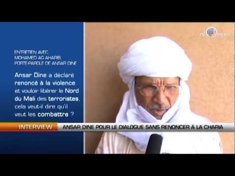 Les tamacheq d'Ansar Dine clarifient leur position sur l'application de la Charia dans l'Azawad