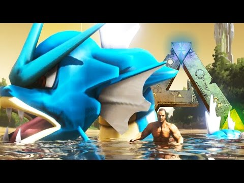 Pokemon Evolved - ARK: Survival Evolved Total Conversion Mod