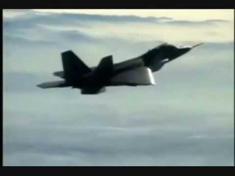 Eurofighter typhoon vs F-22 Raptor - YouTube