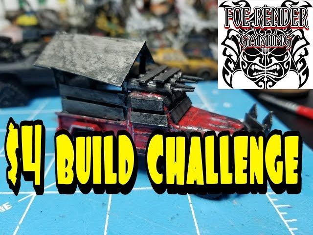 GAS LANDS $4 build challenge !