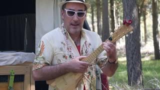 Tahitian Ukulele - my first Aussie tune. Helios 44-2 lens