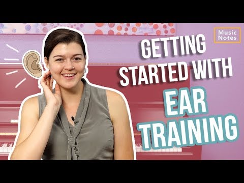 Getting Started with Ear Training - Music Notes - Hoffman Academy