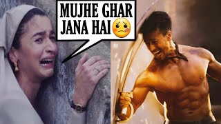 BAAGHI 3 Movie Review | ROAST | This Time He is Against Logic