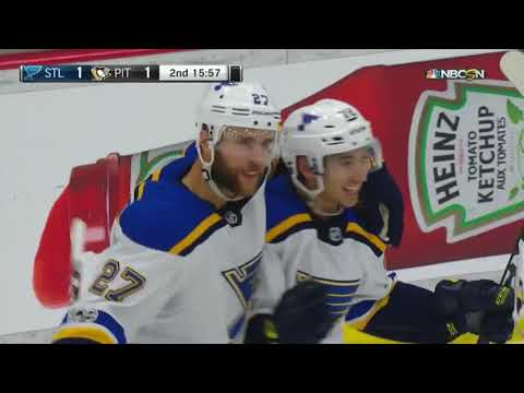 St. Louis Blues vs Pittsburgh Penguins - September 24, 2017 | Game Highlights | NHL 2017/18