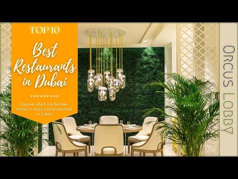Best Restaurants in Dubai 2021   Top 10