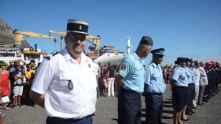 l'inauguration du quai de Hakahau ;)