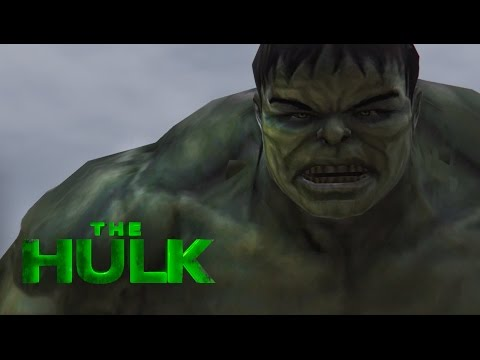 THE HULK - GTA 5 Mod Short Film