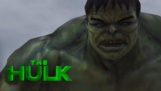 THE HULK - GTA 5 Mod Short Film