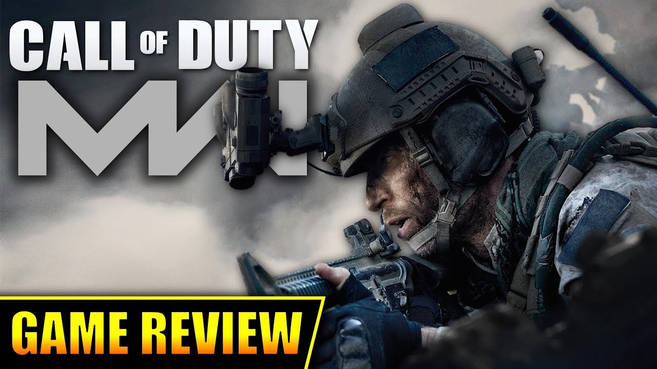 Call of Duty: Modern Warfare (2019) | Review thumbnail