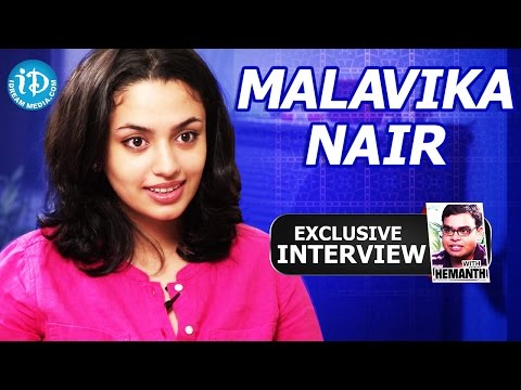Actress Malavika Nair Exclusive Interview || Talking Movies With iDream # 82
