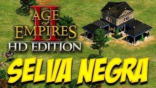 BIENVENIDOS A... SELVA NEGRA !! | AGE OF EMPIRES 2: ONLINE #37