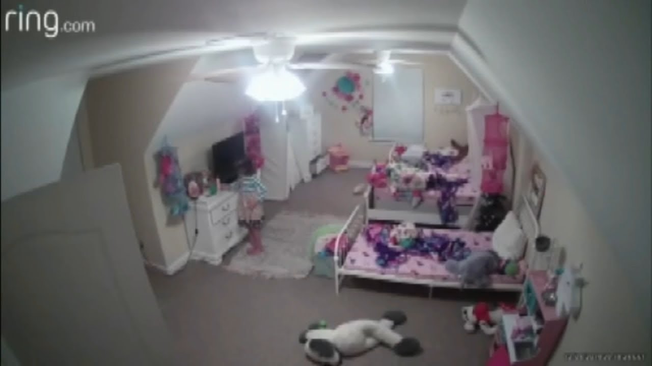 Mississippi mother says Ring camera in 8-year-old daughter's room was hacked