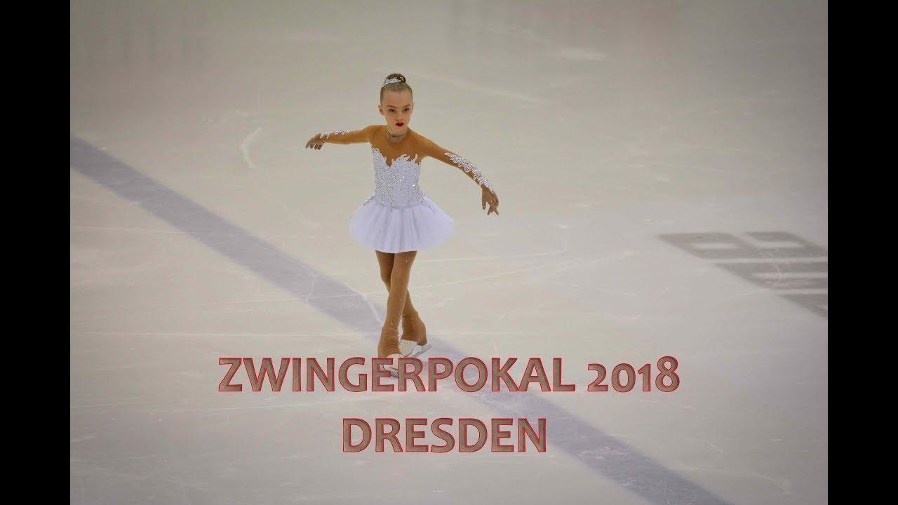Eiskunstlauf Kur Laeticia Zwingerpokal 2018 Youtube