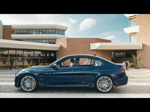 """funny BMW M3 commercial """"Dad Gone Wild"""" 2017"""