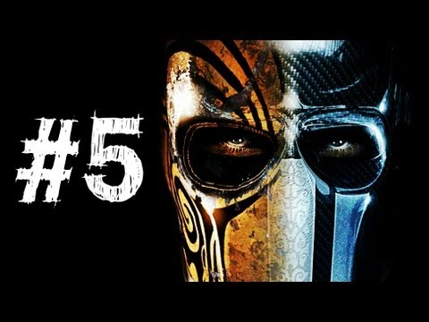 Army of Two The Devil's Cartel Gameplay Walkthrough Part 5 - Outside Contact - Mission 4