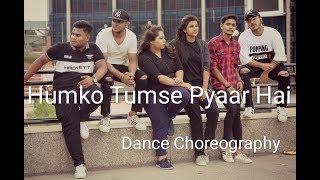 Ishq | Humko Tumse Pyaar Hai | Dance Choreography | Best Of #HumkoTumsePyaarHai