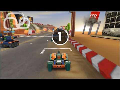 Racing Tank2