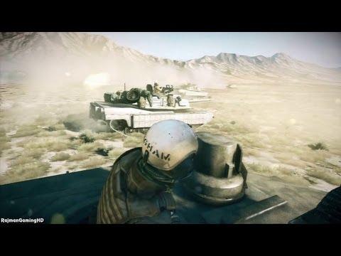 Battlefield 3 'Playthrough PART 6: Thunder Run PS3' TRUEHD QUALITY