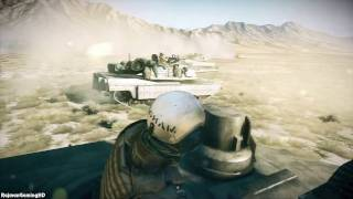 Battlefield 3 'Playthrough PART 6: Thunder Run [PS3]' TRUE-HD QUALITY