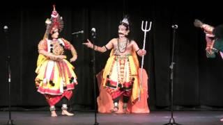 Bhasmasura Mohini Yakshagana at Kannada Koota