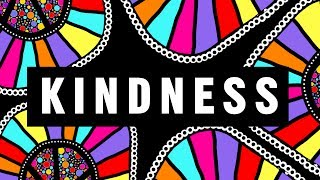 Kindness - Fruit of the Spirit Adult and Teen Colouring Book for Christians