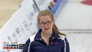 2019 Canada Winter Games TSN Women's Curling February 26