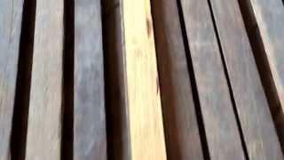 Reclaimed Wood Premium Select Heart Pine