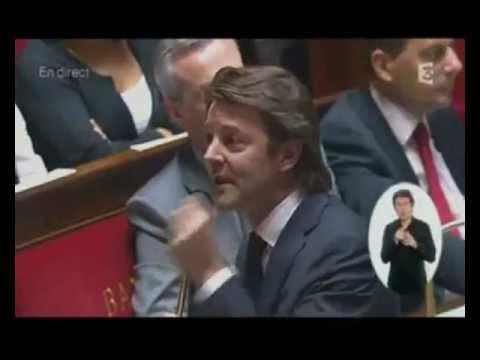 Teaser Conférence François Baroin